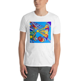 Coronado Rainbow Short-Sleeve Unisex T-Shirt