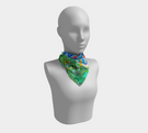 Give it a Try! - Square Scarf