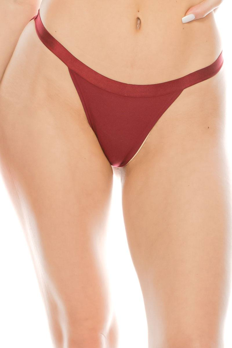Very Soft Bamboo Bikini - LordVincent's