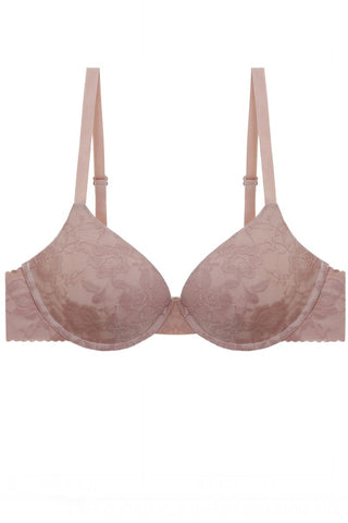 Lace Demi Bra - LordVincent's