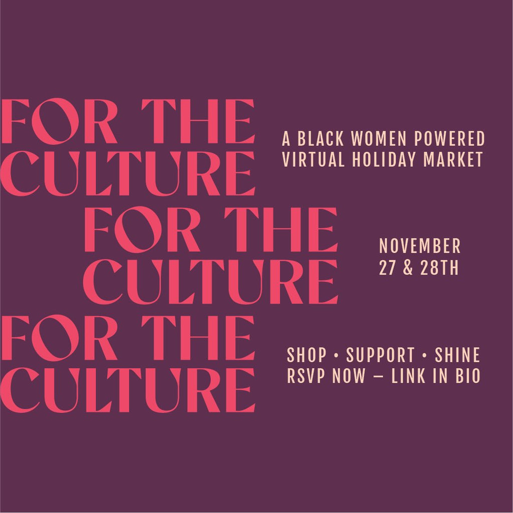 Just Be - For the Culture Market