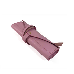 Crawford Pen Roll - Soft Rose