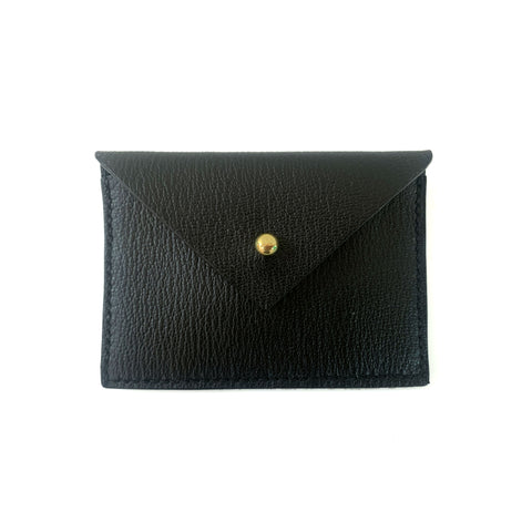 Elsie Card Case - Ebony