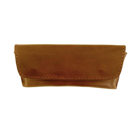 Slimline Eyewear Case - Saddle - Free Bird CA