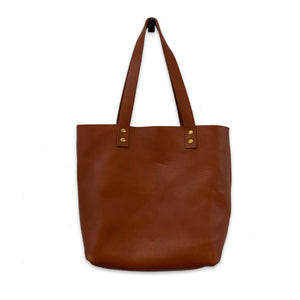 Diana Tote - Saddle - Free Bird CA