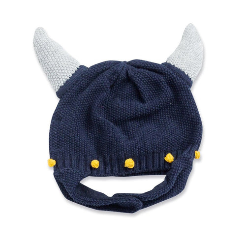 Viking Knit Hat