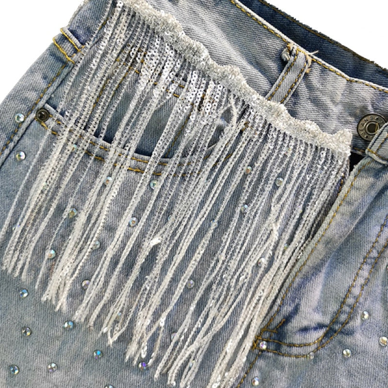SHIMMER SKIRT - SHOPVIIXEN