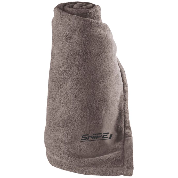 SNIPE Large Fleece Blanket