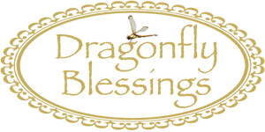 Dragonfly Blessings Logo