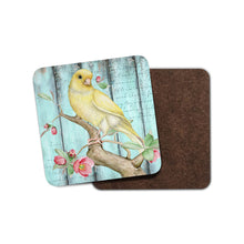 Canary Drink Coaster
