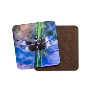 Dragonfly Sky Home Coaster