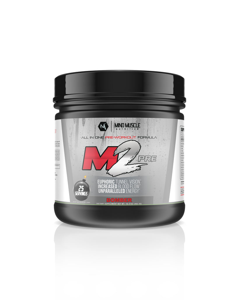 Crazy Focus, Mental Energy and Sympathetic Nervous System Overload! M2 is a Beastly Pre-Workout That May Prove Too Intense for Some!