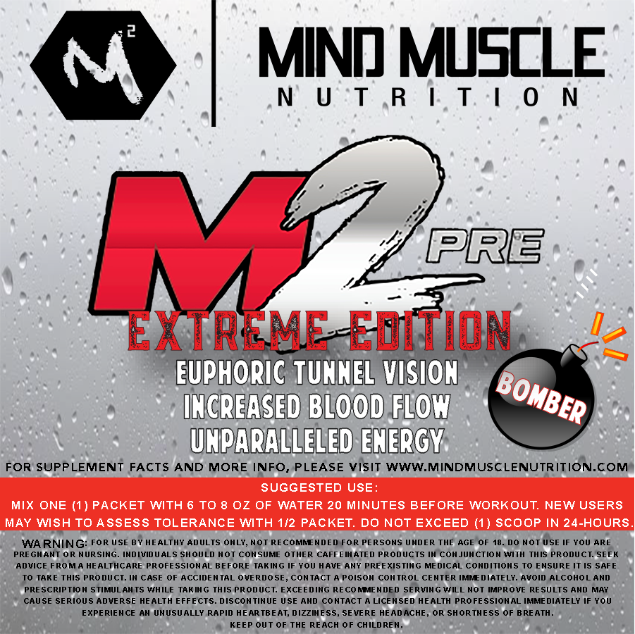 M2 PRE Extreme SAMPLES