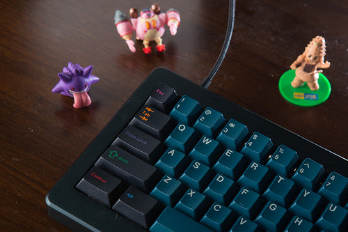 GMK Solarized Dark