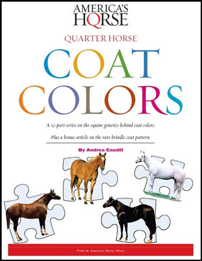 QUARTER HORSE COAT COLORS Digital Book