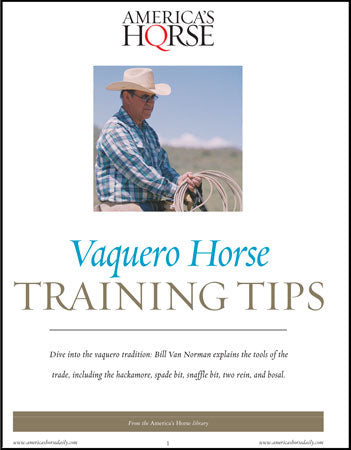 VAQUERO TRAINING TIPS Digital Book