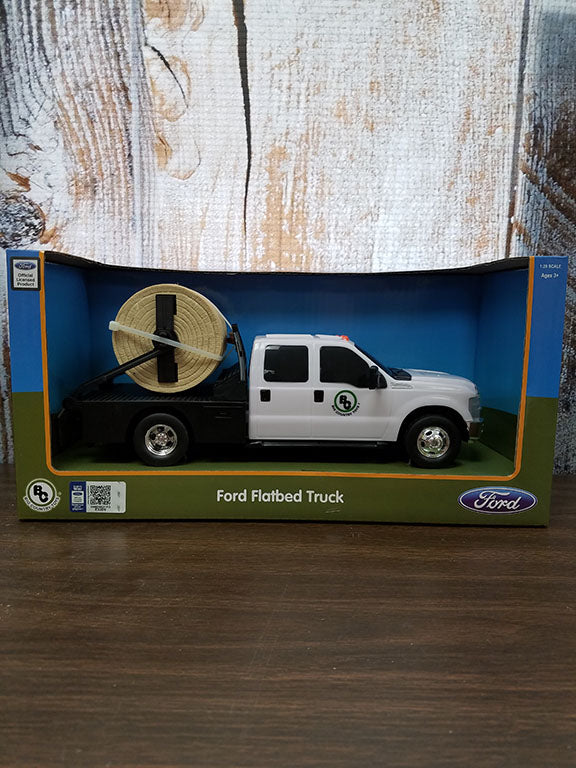 Ford Flatbed truck Toy Set