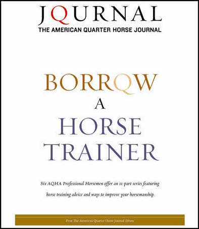BORROW A HORSE TRAINER Digital Book