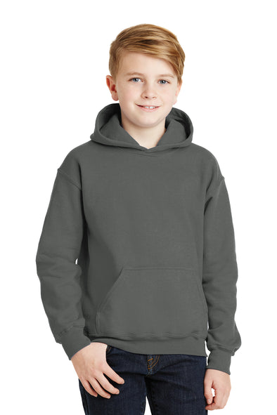 Youth Charcoal Hoodie