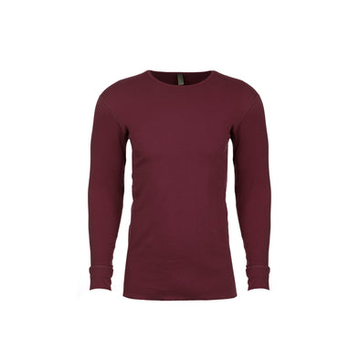 Blank Maroon Thermal