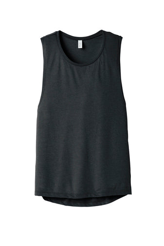 Dark Heather Grey Muscle Tank