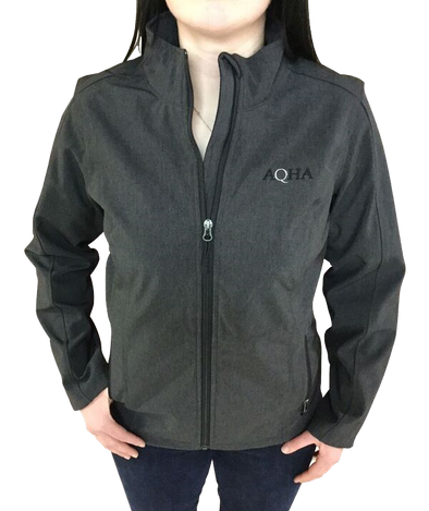 Ladies Charcoal Heather Jacket