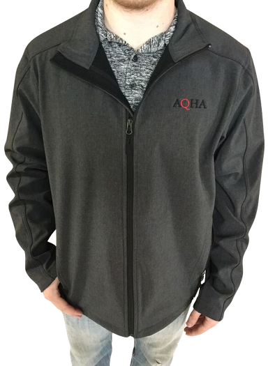 Men's Charcoal Heather Jacket