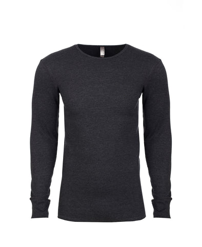 Blank Charcoal heather Thermal