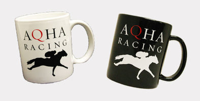 AQHA Racing Coffee Mug