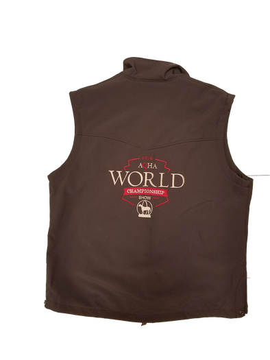 2018 World Show Qualifier Vest