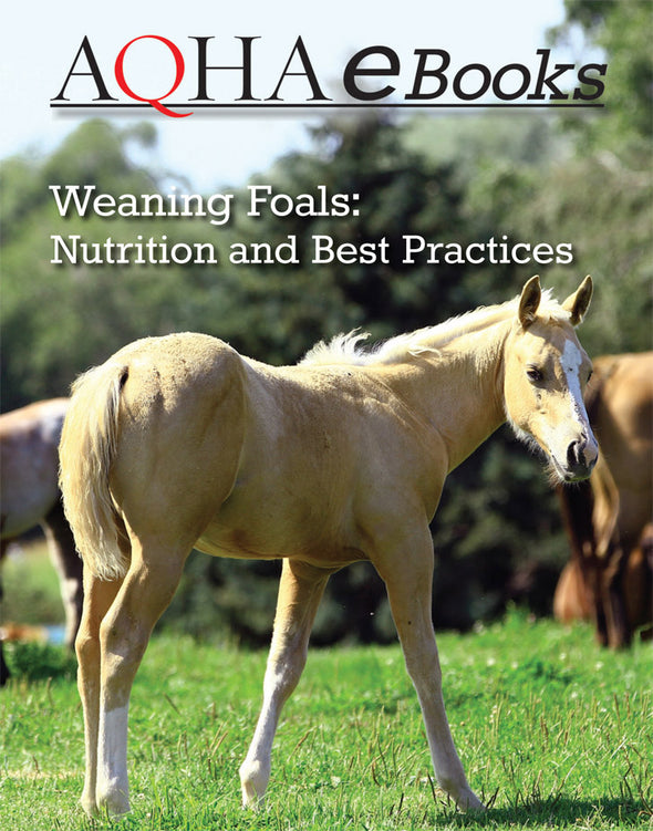 Weaning Foals Digital Book