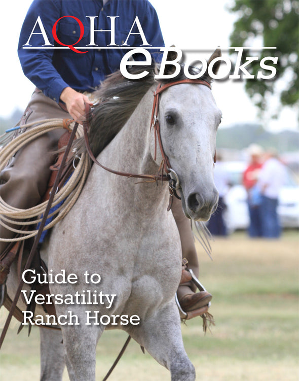 Guide to Versitility Ranch Horse Digital Book