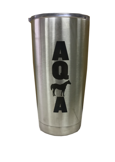 AQHorseA Stainless Polar Tumbler 20 oz