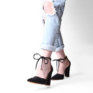 Sexy Retro High Heels Shoes - Fashion Arks