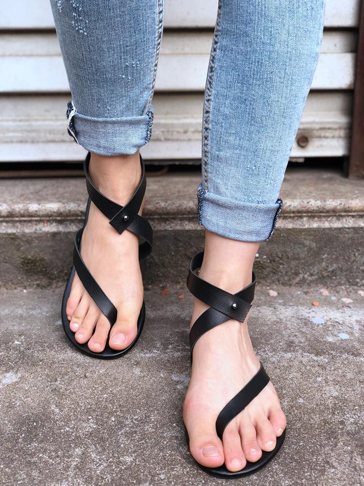 2018 New Summer Women Gladiator Flat Sandals - Fashion Arks