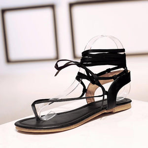 2018 - Summer Rome Style Cross Strap Sandals - Fashion Arks