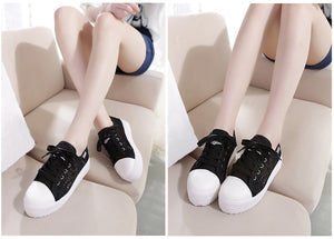 2018 -  Summer Cutouts Lace up Ladies Shoes - Fashion Arks