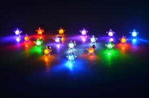 Star Luminous LED Unisex Earrings - Fashion Arks