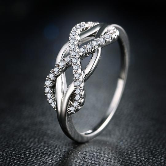 Elegant Infinity Love Ring - Fashion Arks