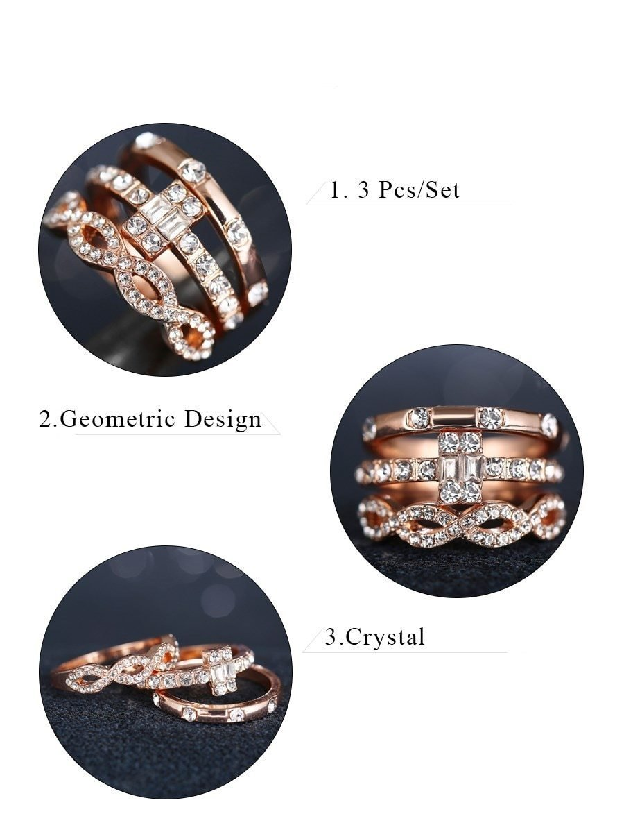 Dior Ring Set - Fashion Arks