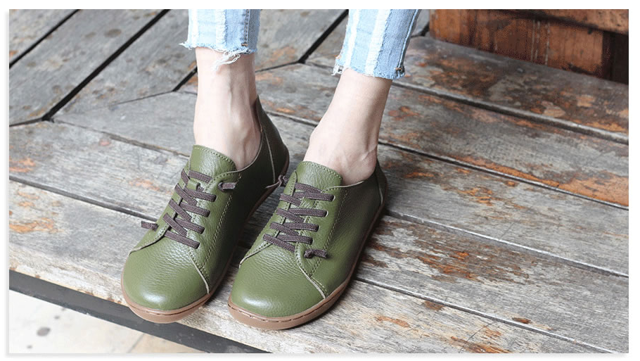 Awesome! Genuine Leather Ladies Shoes - Fashion Arks