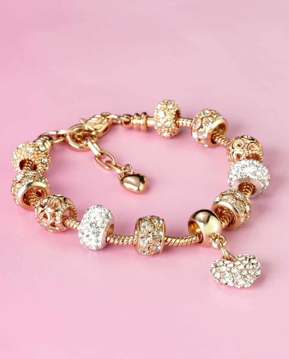 Myla -  Gold Plated Bracelet - Fashion Arks
