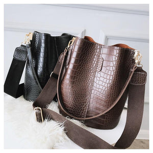 Salalah Crocodile Luxury Handbag