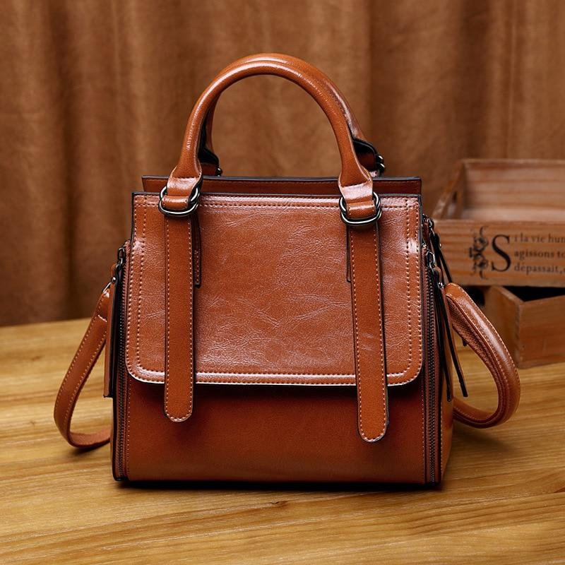 Duncan - Luxury Leather handbag