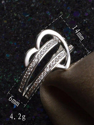 Heart Lover's Ring - Fashion Arks