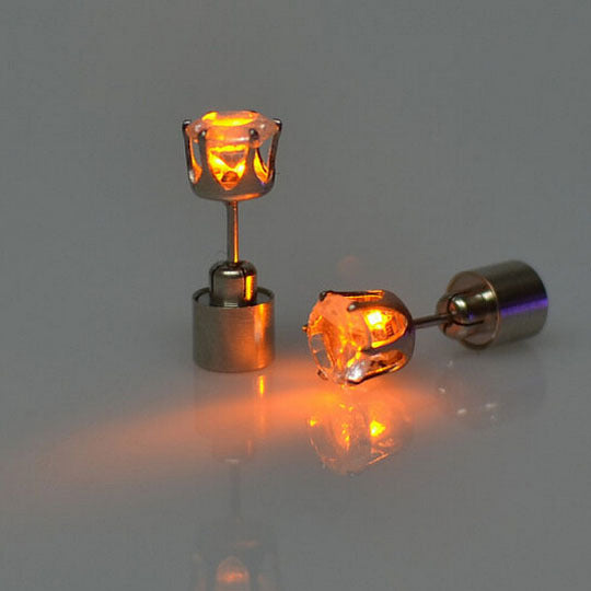 Hot Fashionable Unique Design LED Earrings