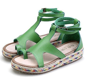 2018 - Summer Casual Woman Wedges Sandals - Fashion Arks