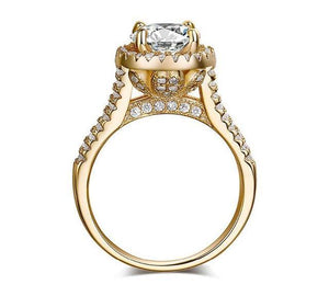 Luxury - CZ Ring - Fashion Arks