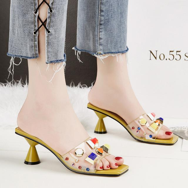 2018 - Stylish Summer Crystal Women Shoes - Fashion Arks
