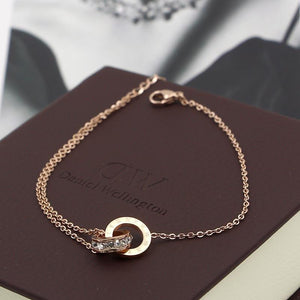 Circle Chain Ankle Bracelet - Fashion Arks